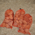 softwood net bags