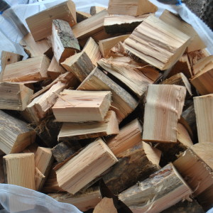 softwood cubic meter