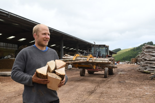 Andy Miller, Borders Firewood